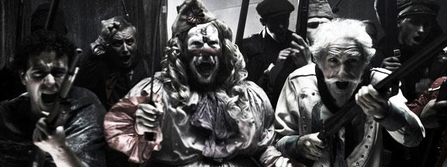 The Last Circus/Balada triste de trompeta