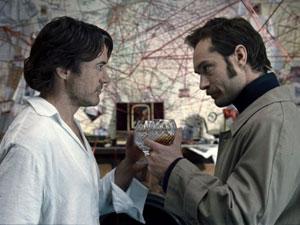 シャーロック・ホームズ シャドウ ゲーム/Sherlock Holmes: A Game of Shadows