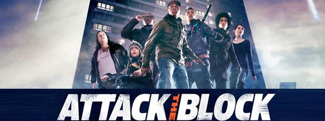 アタック・ザ・ブロック/Attack the Block