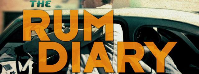 ラム・ダイアリー/The Rum Diary