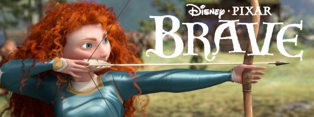 メリダとおそろしの森/Brave
