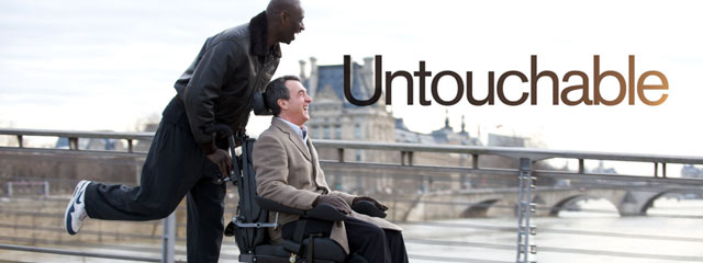最強のふたり/Intouchables/UNTOUCHABLE