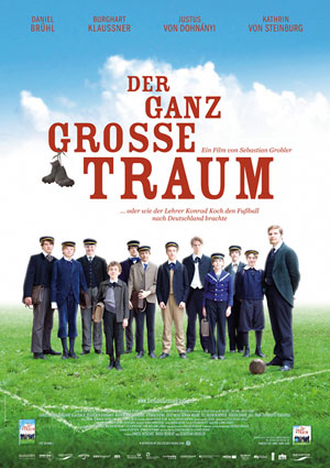 コッホ先生と僕らの革命/DER GANZ GROSSE TRAUM/Lessons of a Dream