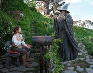 ホビット 思いがけない冒険/The Hobbit: An Unexpected Journey
