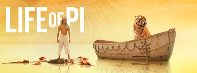 ライフ・オブ・パイ/トラと漂流した227日/Life of Pi