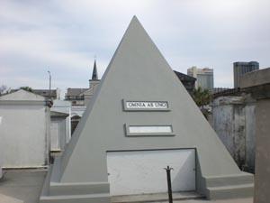 ニコラス・ケイジ ピラミッド