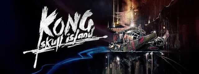キングコング: 髑髏島の巨神