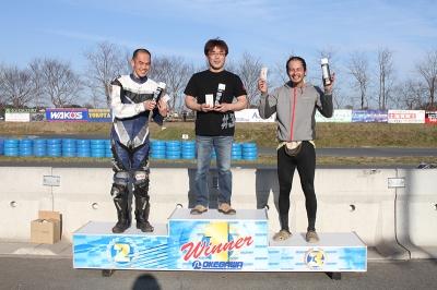 大型バイクチャレンジ表彰