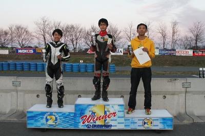 ミニバイクチャレンジ表彰