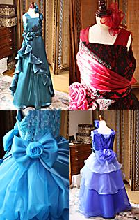 子供用オーダードレス 仕上がり 納品