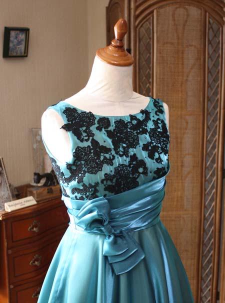 オーダードレス 上半身デザイン