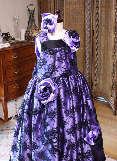 茨城県の子供用オーダードレス