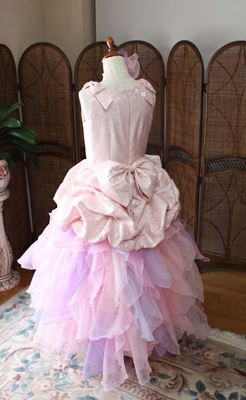 兵庫県のお客様からオーダーのご注文ドレス