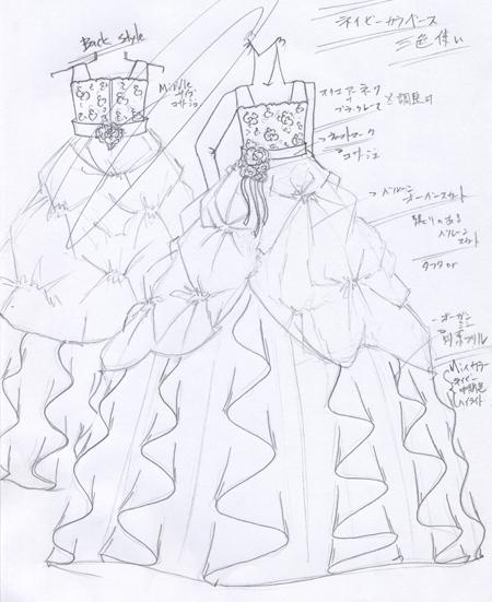 ピアノの発表会ドレス オーダー 大阪
