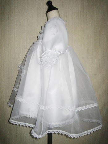 お宮参りドレス