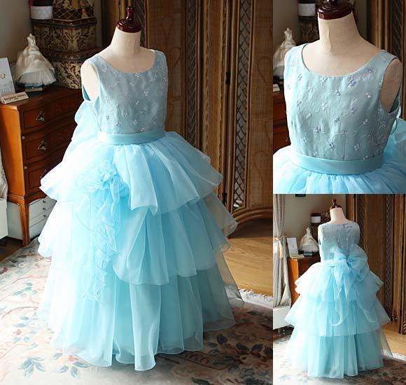 ヴァイオリン演奏者用 子供用ドレス