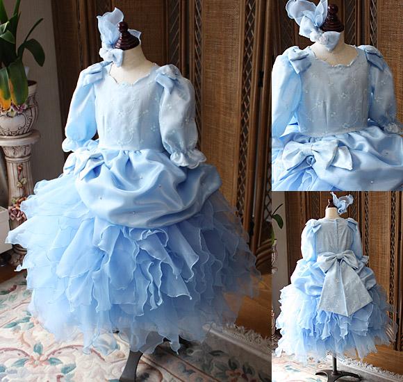子供用発表会ドレス ピアノ用ドレス