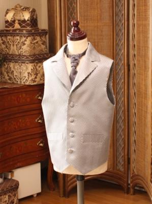 男の子用ベストとタイ ピアノのコンクール用衣装