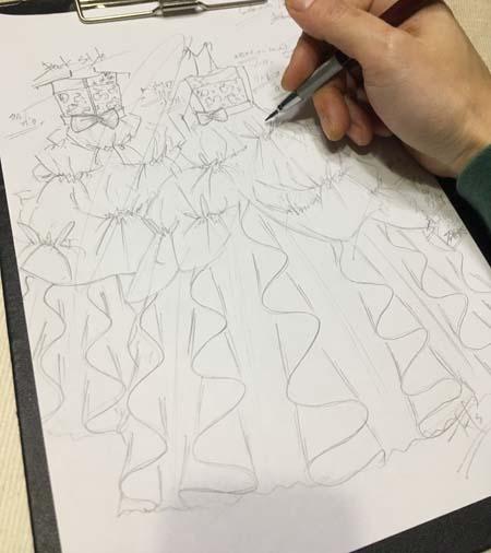 子供用ドレス ピアノのコンクールと発表会ドレス