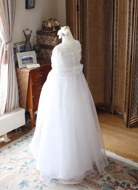 バックスタイル ドレス