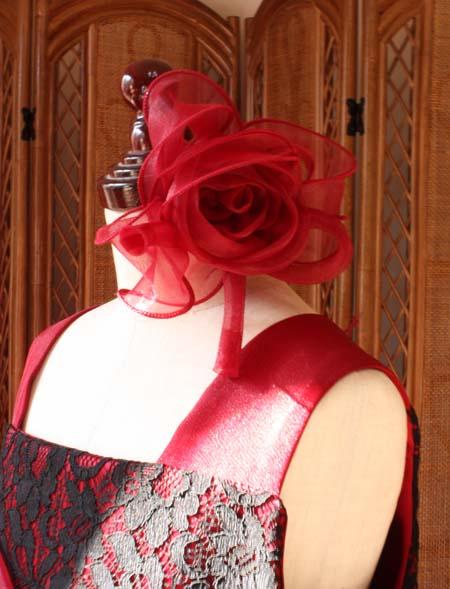 へッドドレス制作