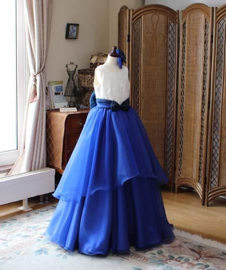 ピティナピアノコンペティション用ドレス