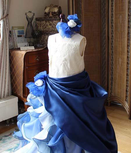 ジュニアサイズ用ドレス
