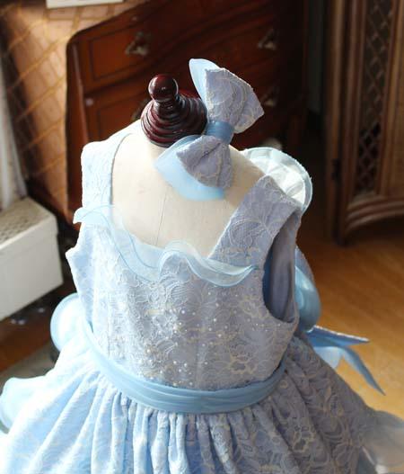 ヘッドドレス ピアノのコンクール 小学生用の髪飾り