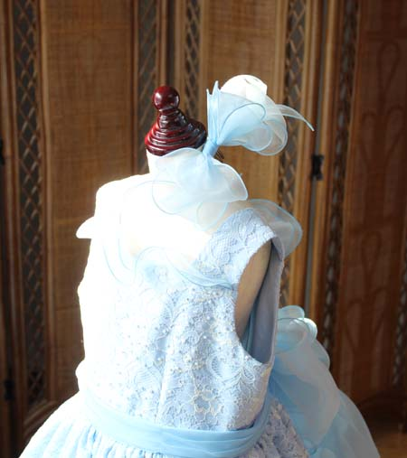 2WAYスタイル ヘッドドレス