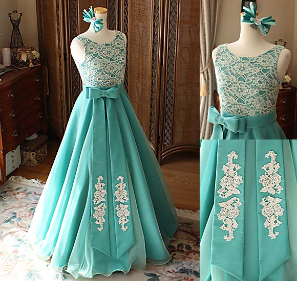 コンクールの予選や本選で選ばれやすい人気のドレス