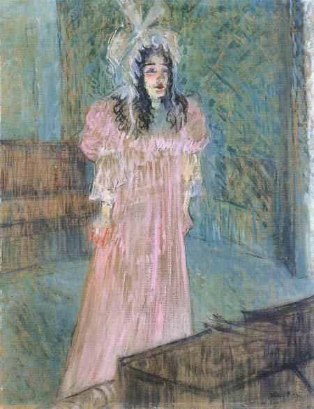 絵画の画像から作るドレス