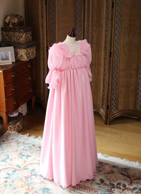 イメージから作るオーダーメイドドレス オートクチュールチュールドレス