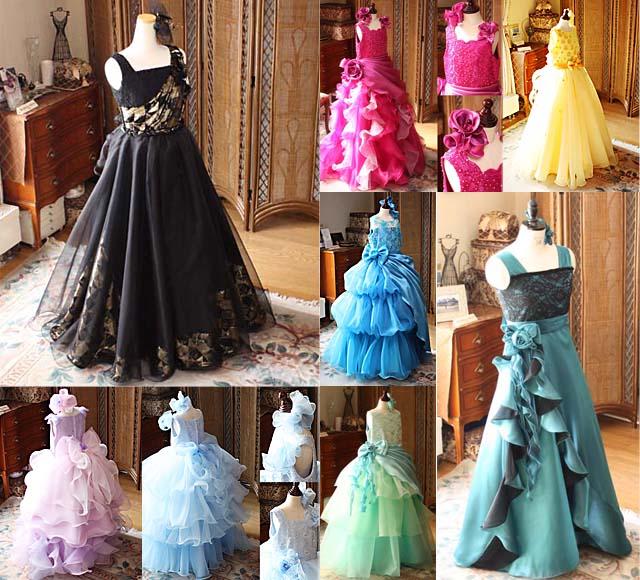 ザラビットクロゼット ジュニアサイズドレス コレクション