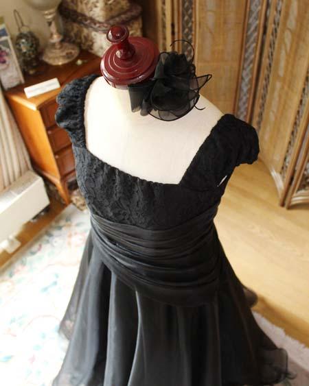 ドレス構成とスタイル