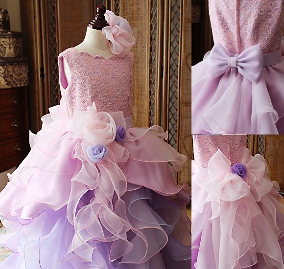 上半身デザインとオーダーメイドドレス