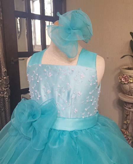 ヘッドドレス制作