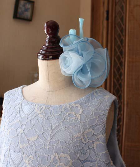 髪飾り、ヘッドドレス