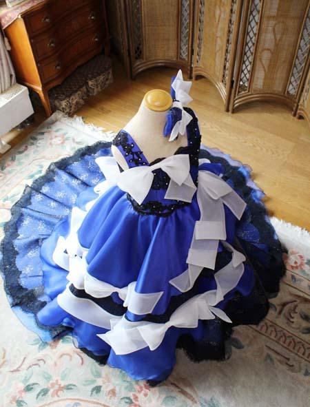 親子で着るウェディグドレス