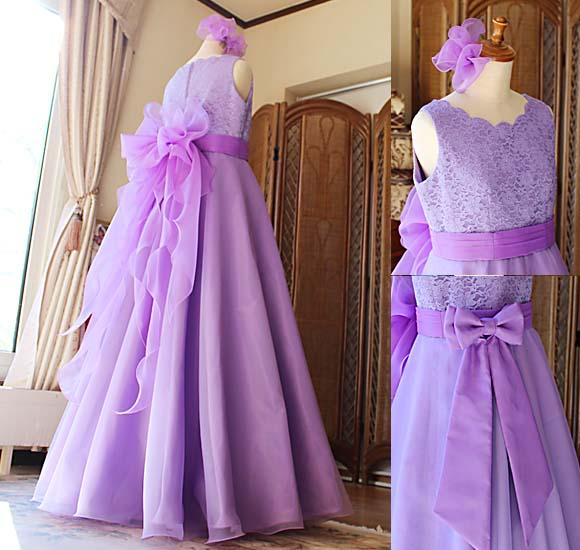 リボンで表現する2wayスタイルドレス