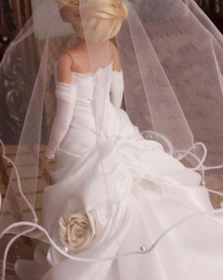 細部のデザイン ドレスのディテール