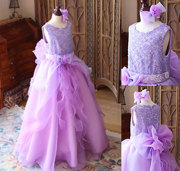 綺麗なグラデーションを表現するドレス 人気のデザイン