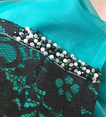 ハンドメイドドレス製作