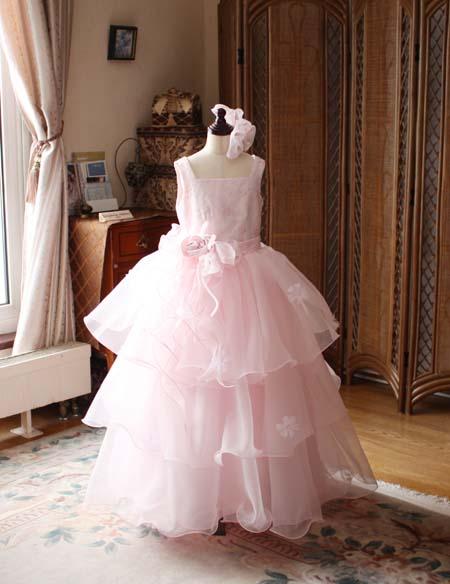 初めての発表会にお勧めのドレス