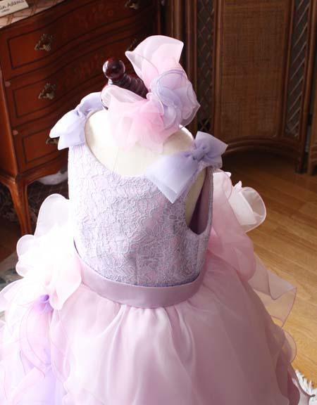 配色とポイントデザイン ヘッドドレス
