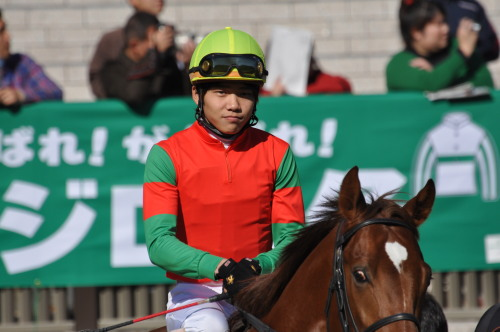 三浦皇成騎乗のマイネルスピリドン