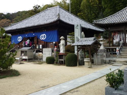 第49番札所西林山浄土寺