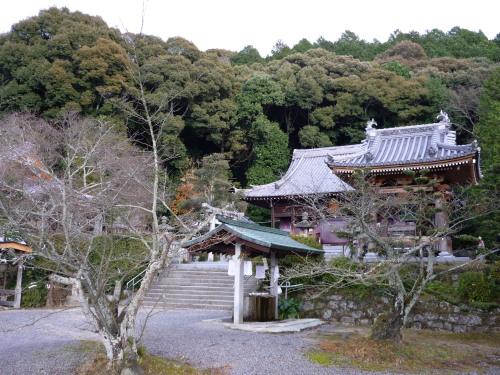 第50番札所東山繁多寺