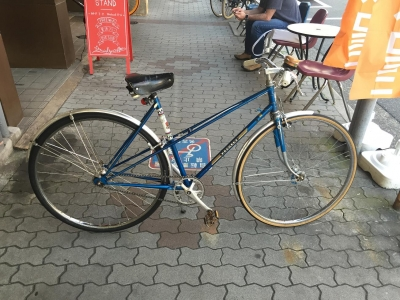 peugeot bicycle
