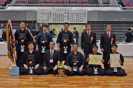 第58回都道府県優勝東京
