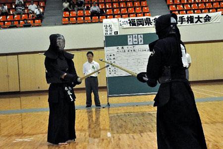 第58回選手権福岡予選会01